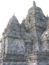 Sewu Temple Central Java Temples Of Indonesia